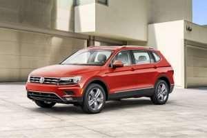 2018 Volkswagen Tiguan Long Wheelbase Announced