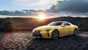Lexus LC 500 starts at $92,000 for V8 Model