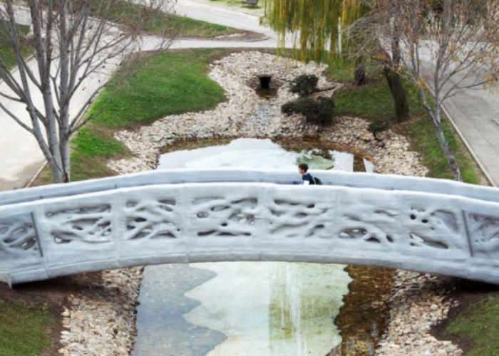 3D Printed Bridge