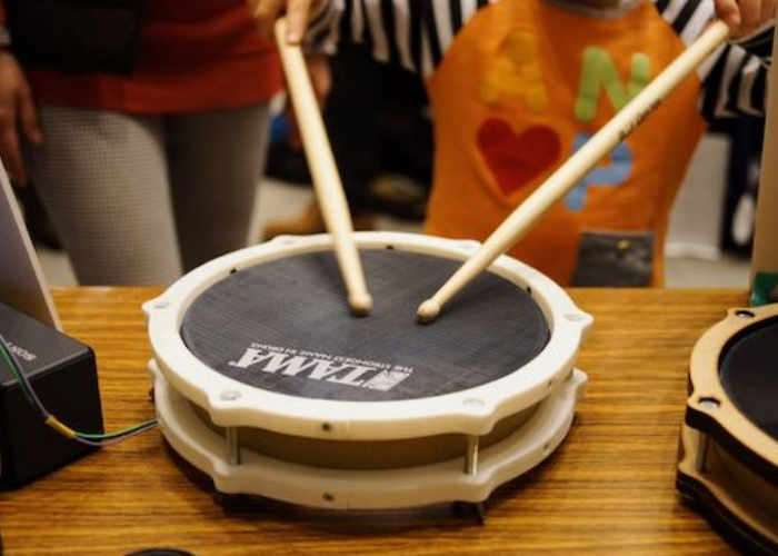 3D Printed E-Drum Pad
