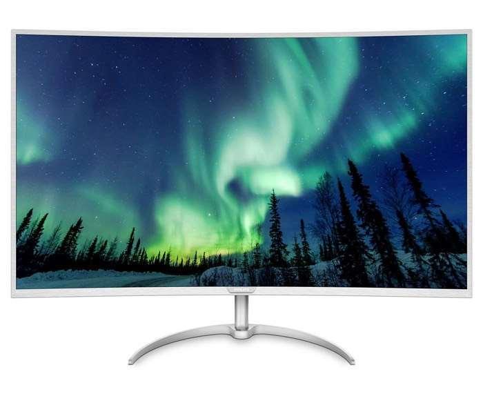 40 Inch Philips 4K Monitor