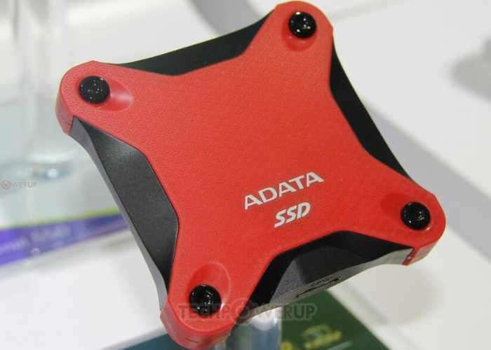 ADATA SD700X External SSD