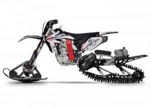 AWD Christini II-Track Snow Motorbike Conversion Kits