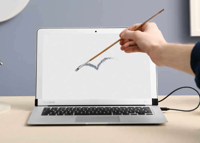 AirBar MacBook Touchscreen