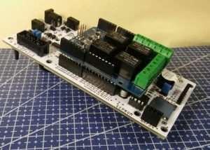 Arduino InvIoT U1 Development Board Offers 12 Functions In One (video)