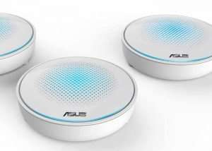 ASUS HiveSpot And HiveDot Routers Create A Mesh Network In Your Home