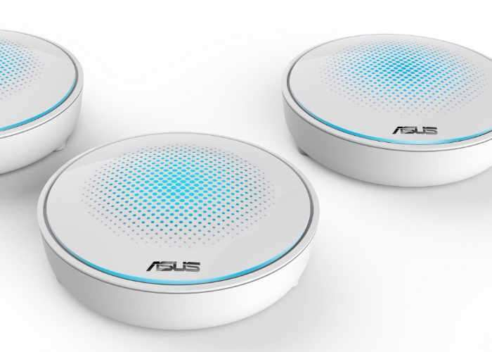 Asus HiveSpot and HiveDot routers