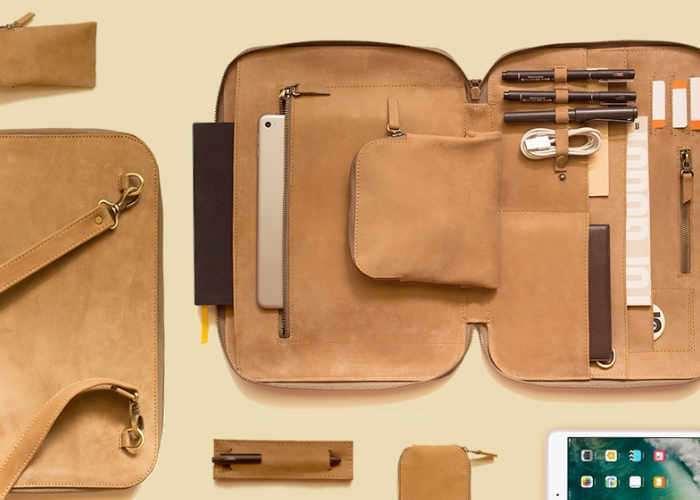 BlackBull Luxury Gadget Bag