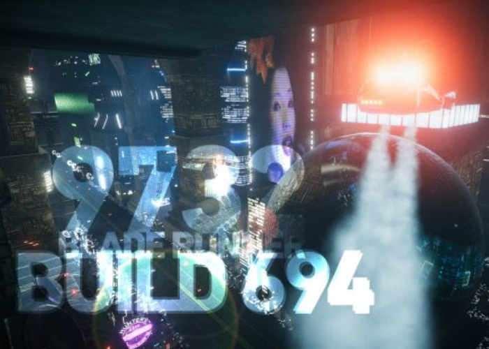 Blade Runner VR Environment