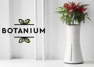 Botanium Soil Free Growing System Helps You Easily Grow Edible Greens Indoors (video)