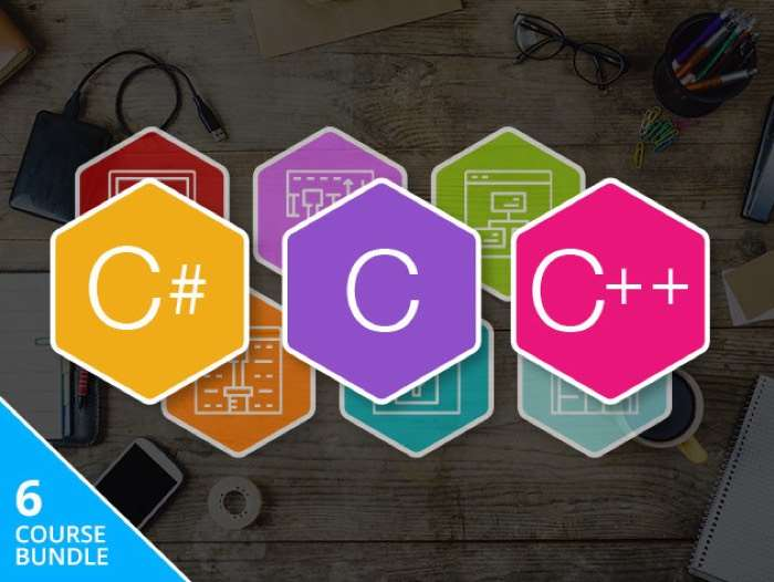 Complete C Family Programming Bundle