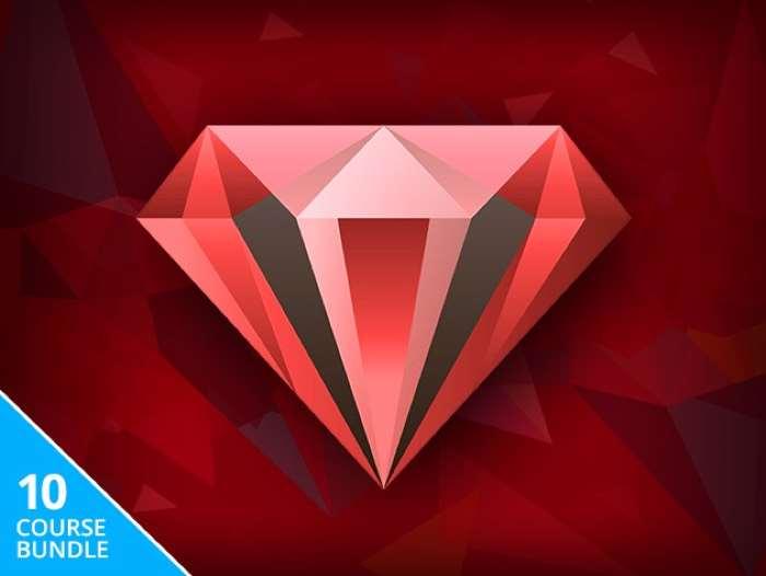 Complete Ruby on Rails Super Bundle