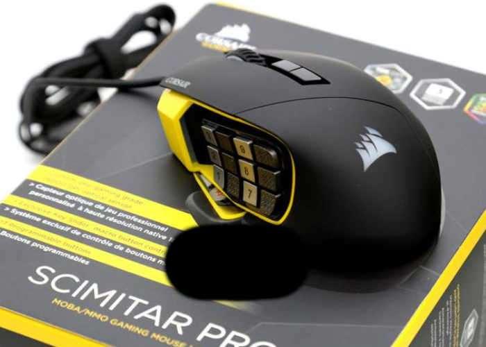 Corsair Scimitar Pro Mouse