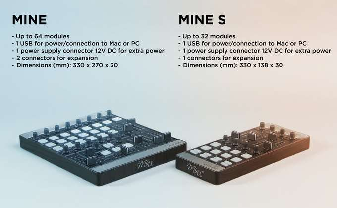 DJ controller modular
