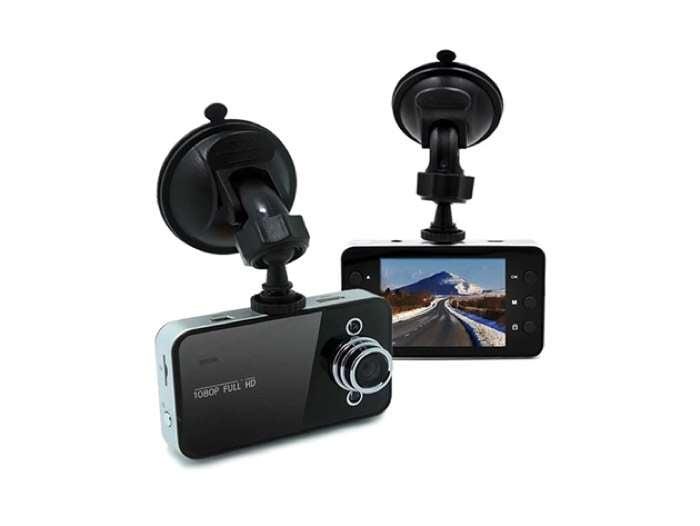 DashCam Hi-Res Car Video Camera