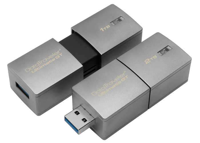 DataTraveler Ultimate GT USB Drive