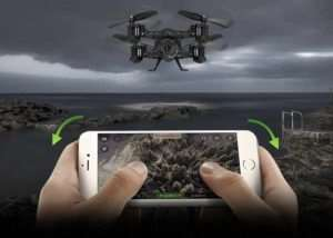 SvenskFabriken Adaptable Drone And Ground Vehicle Ver 1.0 (video)