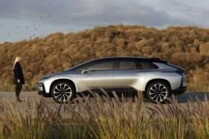 Faraday Future FF91 Promised to Cost Less than $300,000