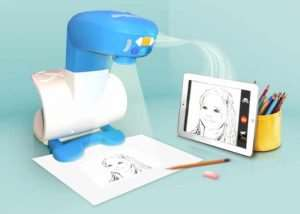 FollowGrams Trace And Draw Smart Projector For Children (video)