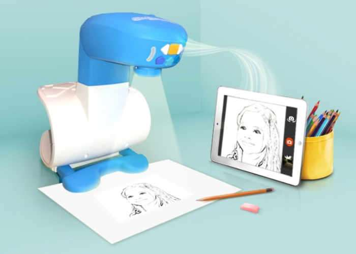 Followgrams Trace And Draw Smart Projector For Children
