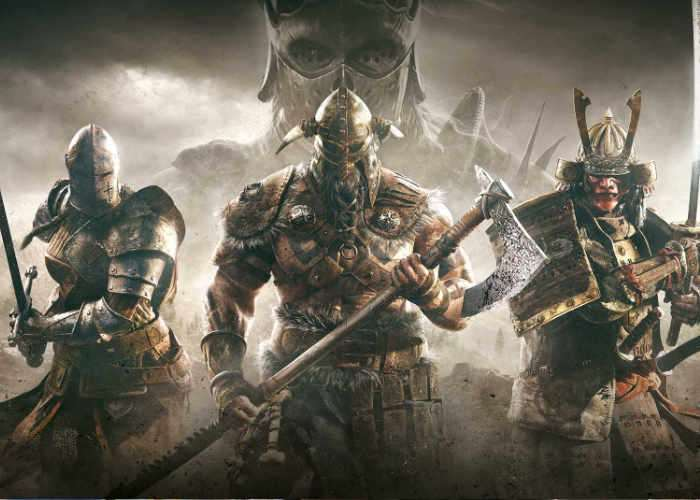 For Honor Closed Beta