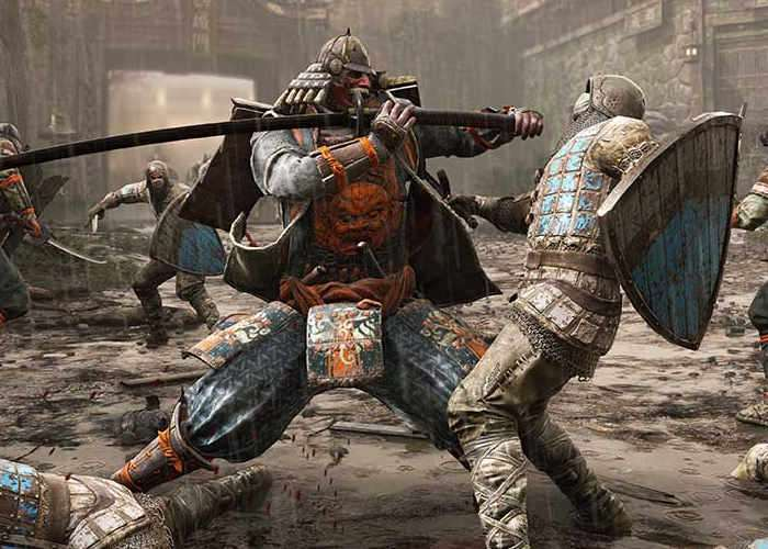 For Honor Nobushi Samurai