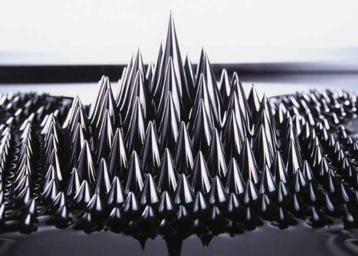 Force Fluid Ferrofluid Magnetic Desktop Display