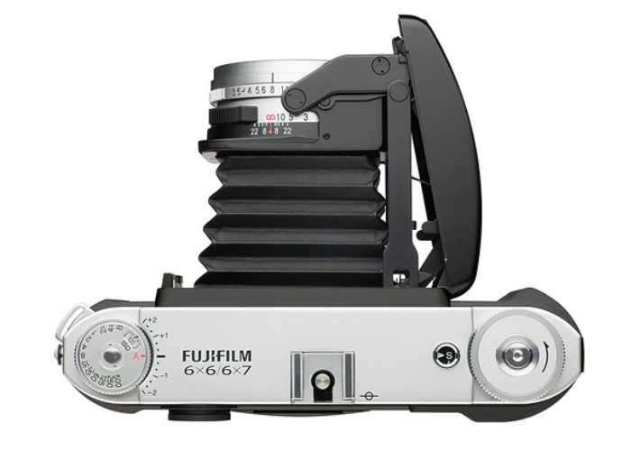 Fujifilm GF670 Rangefinder Camera