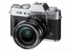 Fujifilm X-T20 Compact With 24.3 Megapixel Sensor, And 4K Ultra HD Video (video)