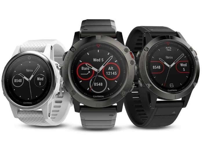 Garmin Fenix5 Smartwatches