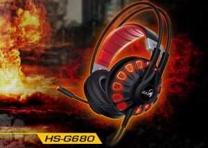 Genius HS-G680 Surround Sound Gaming Headset