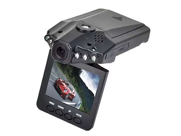Gypsy Wireless Night Vision Dash Cam
