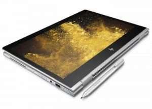 HP EliteBook x360 Convertible Laptop