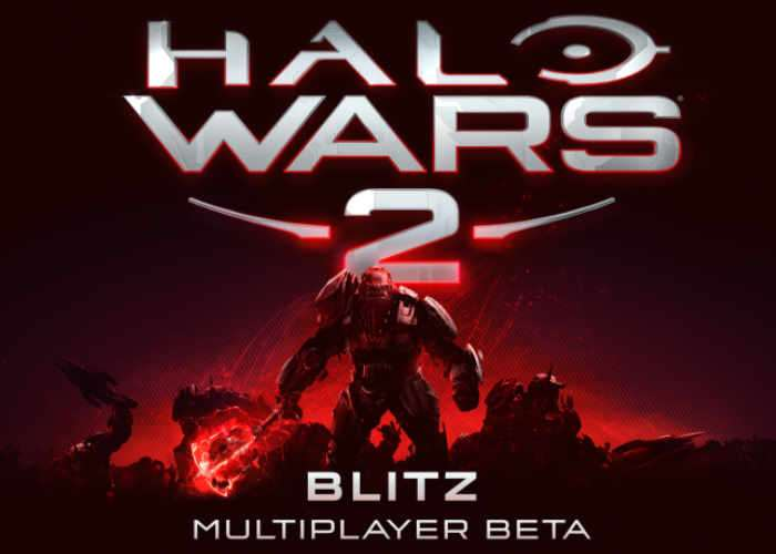 Halo Wars 2 Blitz Beta