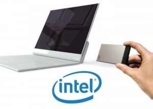 Intel Compute Card Will Provide Upgradable Power For New NexDock Laptop Dock