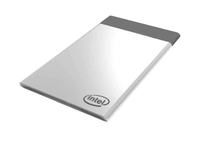 Intel Compute Card PC