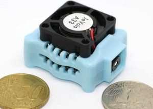 JeVois Smart Machine Vision Camera (video)
