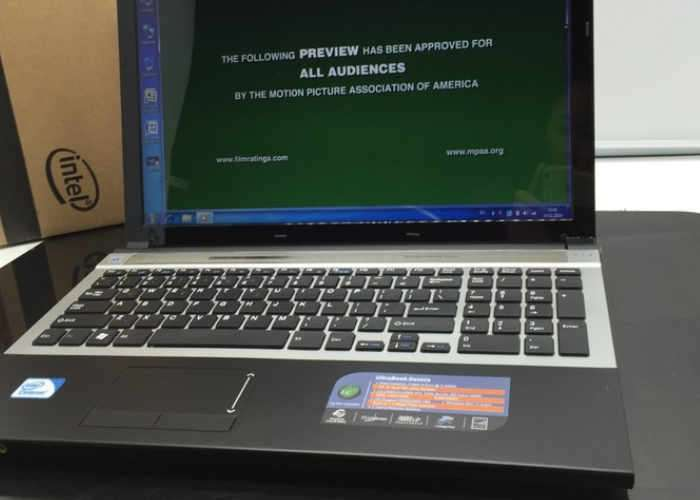 Kreative Mediabook Pro A156 Open Source Laptop
