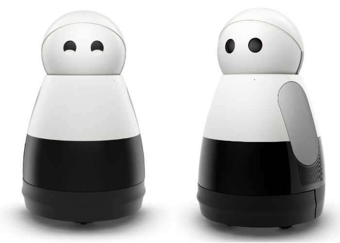 Kuri Home Robot Unveiled By Mayfield Robotics
