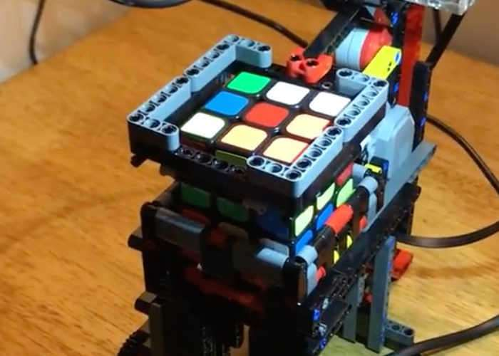 LEGO And Raspberry Pi