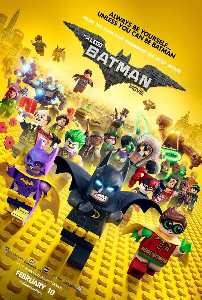 LEGO Batman Behind the Bricks