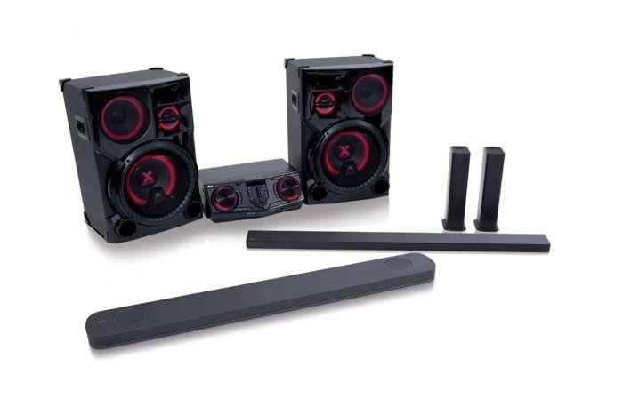 LG Sound bars