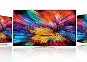 New LG Super Ultra HD TV With Nano Cell Technology To Be Unveiled at CES 2017