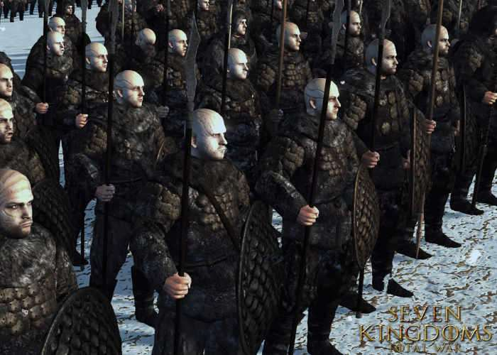 Latest Total War Game of Thrones, Seven Kingdoms