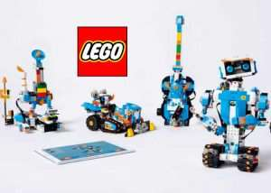 Lego Boost Programmable Robot And Kits Details From $160 (video)