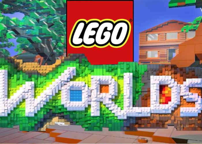 Travellers Tales planning to release LEGO Worlds on Switch