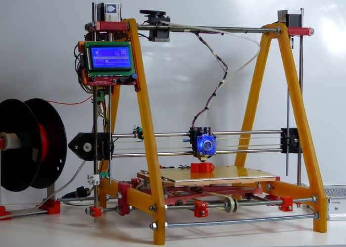 M2K 3D Printer