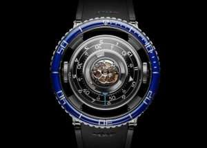 Unique MB&F HM7 Aquapod Watch Now Available From $97,000