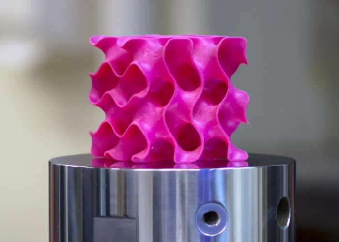 MIT Create New 3D Printed Graphene Material