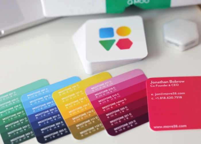 MOOTONE MOO Cards Colour Matching System